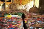Assistência Social lança livro sobre trabalhadores de material reciclável em Joinville Maykon Lammerhirt/Agencia RBS
