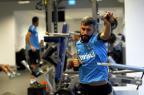 Douglas turbinado: a reinvenção do camisa 10 no Grêmio em 2015 Lucas Uebel/Grêmio/Divulgação