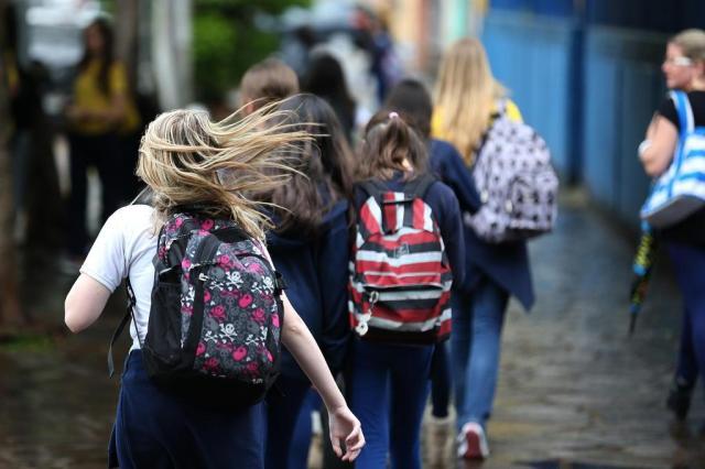 Reajuste nas mensalidades escolares em 2016 pode ser maior do que o aplicado em 2015 Diego Vara/Agencia RBS