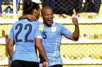 Uruguai conquista vitória histórica sobre a Bolívia na altitude Jorge Bernal/AFP