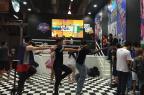 Música e dança também fazem sucesso na Brasil Game Show (Gustavo Brigatti/Agencia RBS)