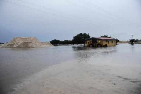 Instituto alerta para possibilidade de novos temporais na Região Central (Maiara Bersch/Agencia RBS)