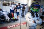 Felipe Massa pode perder vaga para Robert Kubica na Williams Andrej Isakovic/AFP