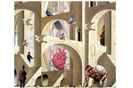 J.J. Camargo: a felicidade em construção (Edu Oliveira/Arte ZH)