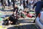 Explosões matam dezenas de pessoas na Turquia