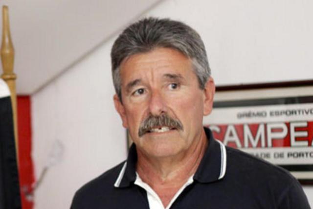 Vice do Brasil-Pel confirma que saída foi por não concordar com escalação contra o Inter Carlos Insaurriaga/Divulgação