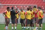 Inter treina no Beira-Rio nesta sexta-feira