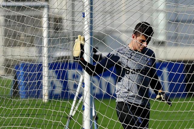 Grohe continua fora, e Bruno Grassi será titular contra o Palmeiras Mateus Bruxel/Agencia RBS