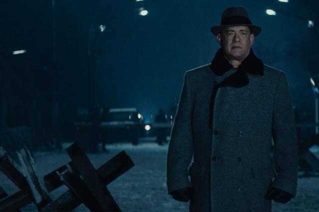 Novo filme de Spielberg é um suspense envolvente sobre a Guerra Fria Fox/Divulgação