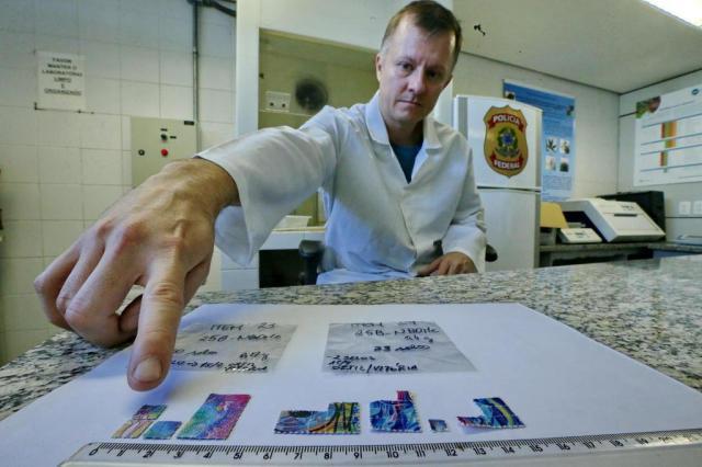 Vendida como LSD, nova droga sintética desafia autoridades Lauro Alves/Agencia RBS