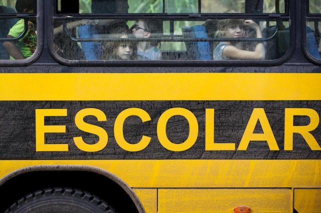 Quase 400 alunos da rede estadual estão sem transporte escolar em Gravataí Mateus Bruxel/Agencia RBS
