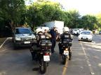 Fiscalização faz vistoria em pontos de tele moto de Santa Maria  Lizie Antonello/Ag. RBS