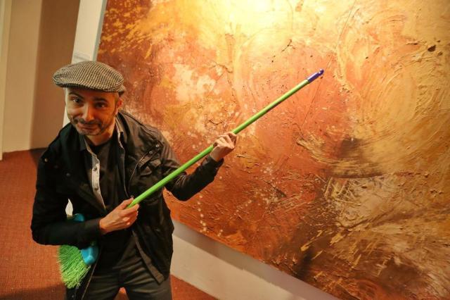 """""""O humor não é contrário da seriedade, é o contrário da chatice"""", diz o desenhista Jaume Capdevila Lauro Alves/Agencia RBS"""