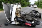 Menina de 4 anos morre em acidente na ERS-118