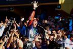 Jorge Lorenzo vence a etapa de Valência e conquista título da MotoGP JAVIER SORIANO/AFP