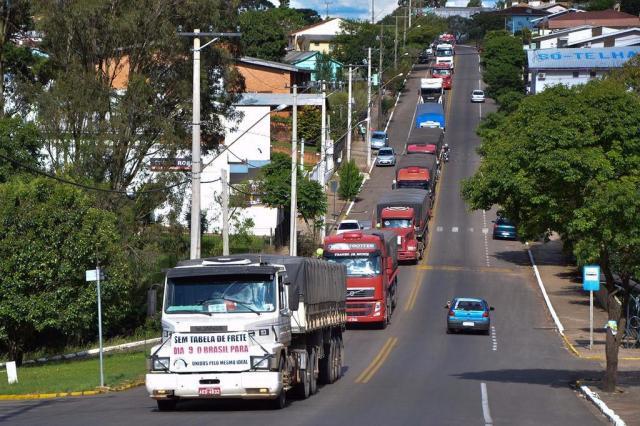 Governo endurece punição a quem bloqueia rodovia Lucas Bicudo/ClicSoledade