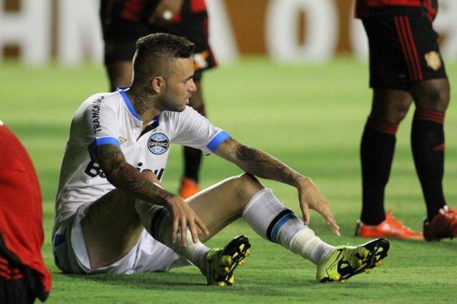 Diogo Olivier: atuação e folga no G-3 diluem efeitos da derrota do Grêmio MARLON COSTA/ESTADÃO CONTEÚDO