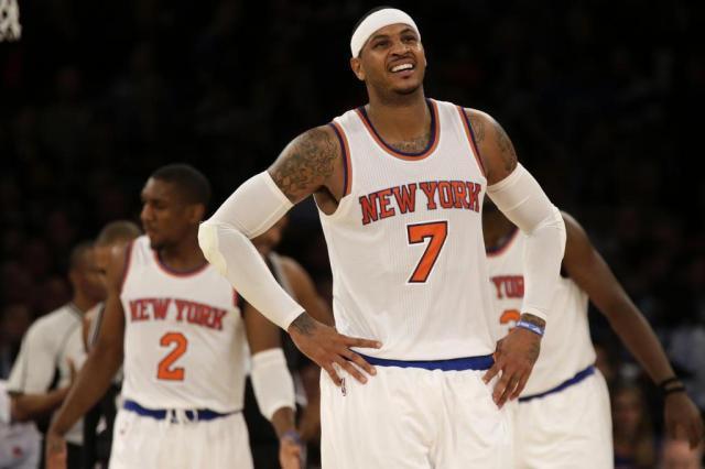 Knicks, Lakers e Warriors são as franquias mais valiosas da NBA Adam Hunger/Getty Images/AFP
