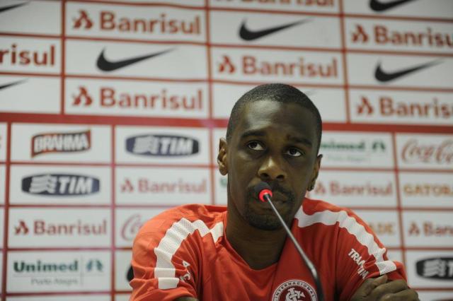 Liderança silenciosa de Juan é trunfo para o Inter contra a Chapecoense Ricardo Duarte/Agencia RBS