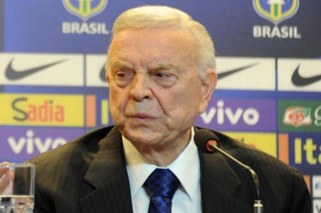 Marin teria recebido R$ 6,2 milhões para organizar Copa do Mundo de 2014 TASSO MARCELO/AFP