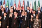 Reunião do G20 começa com combate ao terrorismo no centro das decisões OZAN KOSE/AFP