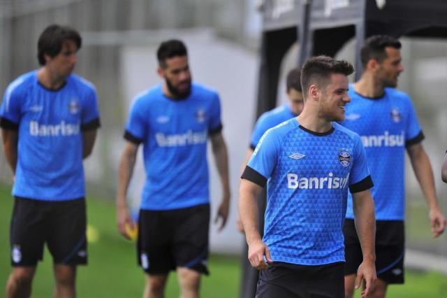 Ex-volantes do Grêmio opinam: Ramiro deve ser titular contra o Flu André Ávila/Agência RBS