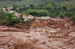 A devastação em Bento Rodrigues