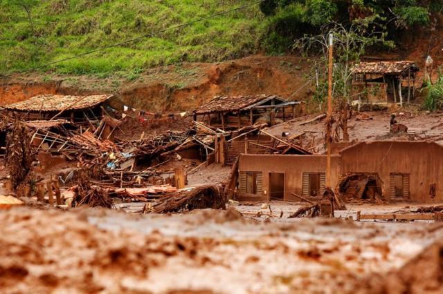 Decreto que define desastre em Minas como natural provoca polêmica Bruno Alencastro/Agencia RBS