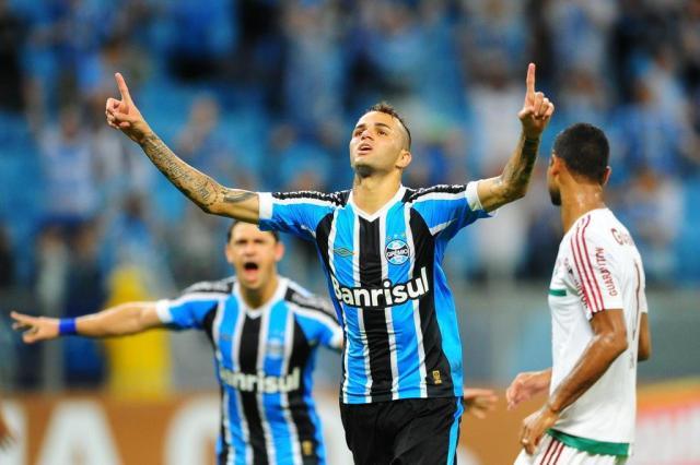 "Guerrinha: ""Tricolor vai para o Gre-Nal como favorito"" Diego Vara/Agencia RBS"