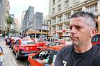 Uber pela visão do taxista: apenas concorrência ou também oportunidade de trabalho? Adriana Franciosi/Agencia RBS