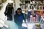 VÍDEO: Dupla armada assalta loja no centro de São Sepé Câmaras de segurança/Reprodução