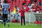 """Argel ressalta vitória no Gre-Nal e diz que é alvo de todos: """"Quanto mais batem, mais forte eu fico"""" Carlos Macedo/Agencia RBS"""