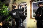 Operação contra o tráfico de drogas em Canoas