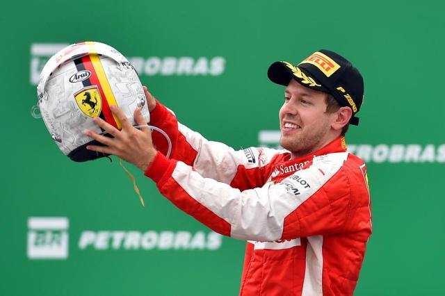 Mercedes nega rumores sobre tentativa de contratar Vettel Miguel Schincariol/AFP