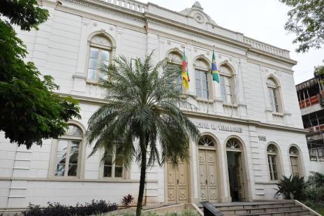 Concurso da Câmara de Vereadores de Santa Maria tem mais de 4,5 mil inscritos (Gabriel Haesbaert/Especial)