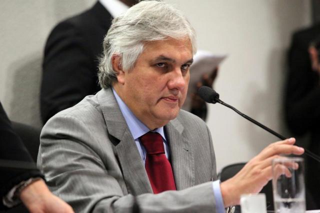 Senador Delcídio do Amaral é preso na Lava-Jato André Corrêa/Senado / Divulgação