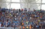 Em nota oficial, Grêmio elogia comportamento da sua torcida no Gre-Nal Lucas Uebel/Grêmio/Divulgação