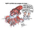 Marco Aurélio: vão faltar algemas Marco Aurélio/Agencia RBS