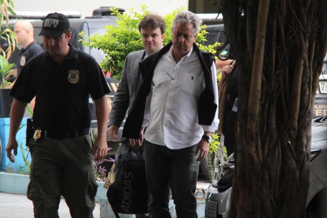 Advogado de Nestor Cerveró é preso no Rio de Janeiro JOSE LUCENA/FUTURA PRESS/ESTADÃO CONTEÚDO