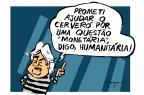 """Gilmar Fraga: uma questão """"monetária"""" Gilmar Fraga / Arte ZH/Arte ZH"""