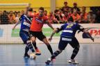 Com ginásio lotado e goleada, ACBF conquista o pentacampeonato da Liga Futsal Porthus Junior/Agencia RBS