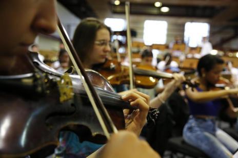 Ospa Jovem encerra o ano em concerto gratuito nesta terça-feira (Adriana Franciosi/Agencia RBS)