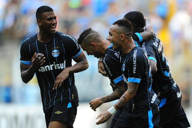 Grêmio espera reajuste de cotas para disputa da Libertadores Diego Vara/Agencia RBS