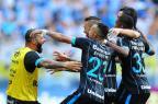 Cacalo: golaço digno de Neymar e Messi Diego Vara/Agencia RBS
