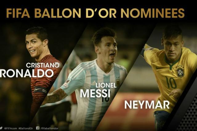 Neymar é finalista da Bola de Ouro e coloca o Brasil de volta à briga pelo título Divulgação / Fifa/Fifa