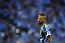 As duas palavras que o Grêmio tem de escalar na mente e no coração de cada jogador no Engenhão Mateus Bruxel/Agencia RBS