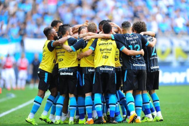 Os aprovados e reprovados no vestibular do Grêmio Diego Vara/Agencia RBS