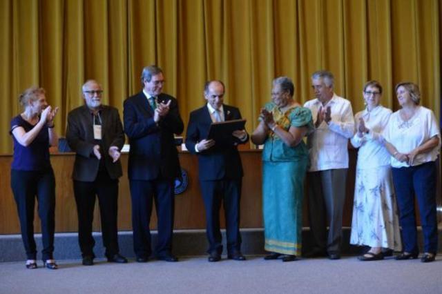 Brasil recebe certificado de eliminação da rubéola Wilson Dias/Agência Brasil