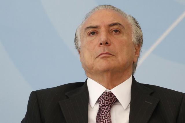 Temer convoca ministros para cobrar aprovação de reformas DIDA SAMPAIO/ESTADÃO CONTEÚDO