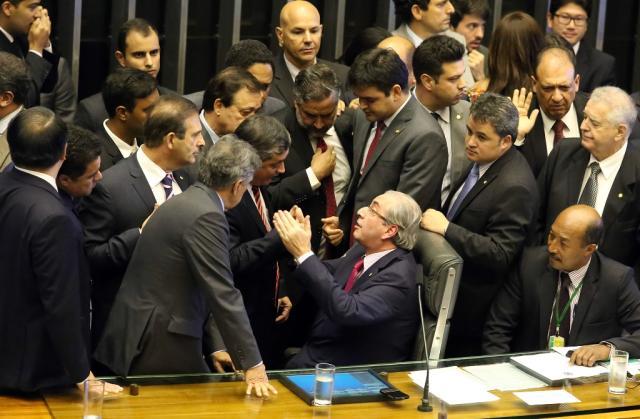 AO VIVO: Câmara discute impeachment de Dilma Antonio Augusto/Câmara dos Deputados